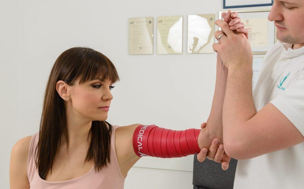 Medical Flossing Body Balance