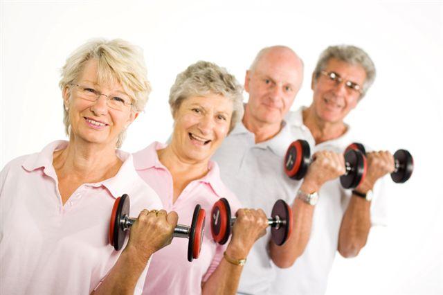 Trening za osteoporozu