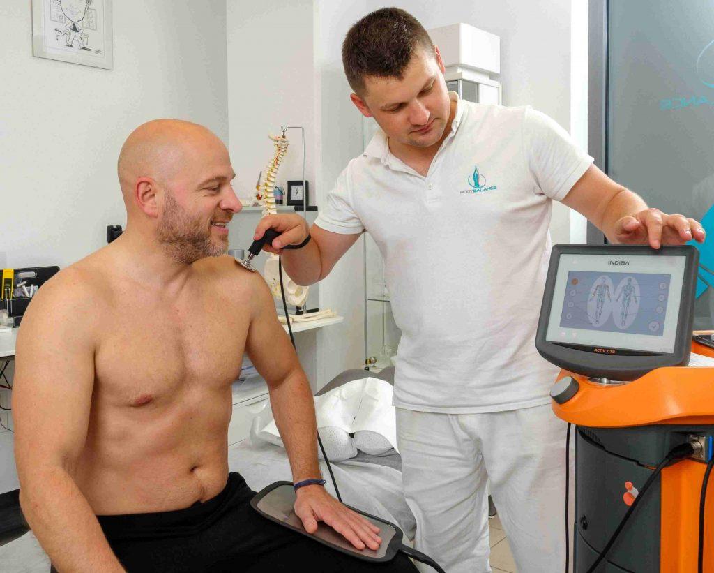indiba activ therapy rene bitorajac body balance