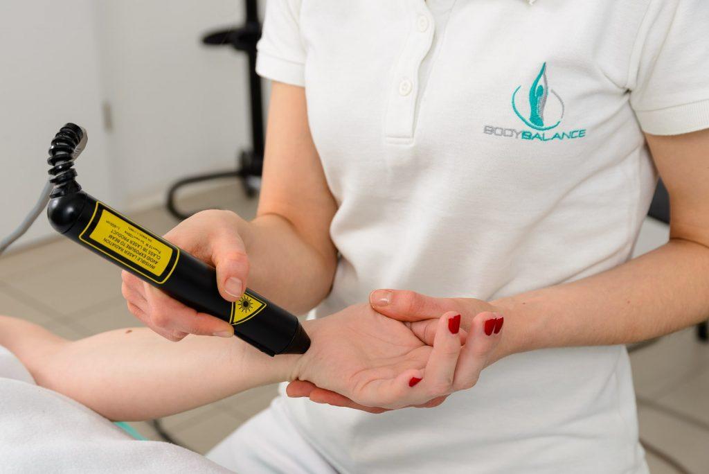terapija laserom Body Balance